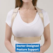 Bax U Posture Support for Back Relief