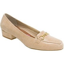 Ros Hommerson® Taylor Loafer - Nude Lizard
