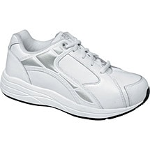 Drew® Motion Women's Walking Shoes - White