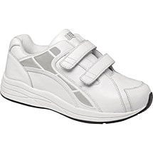 Drew® Motion V Women's Walking Shoes - White
