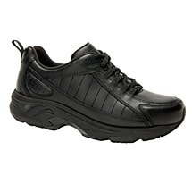 Drew® Fusion Women's Walking Shoes - Black