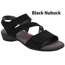 Ros Hommerson® Marilyn Black Nubuck