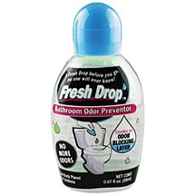 Fresh Drop™ Bathroom Odor Preventor