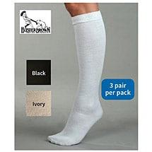 Buster Brown® Non-Allergenic Knee High Socks - Women's (3 Pair Pack)