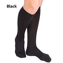 Support Plus™ Pointelle Moderate Compression Trouser Socks - Women's