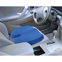Ergonomic Memory Foam Seat Cushion With Posture Support