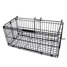 Folding Walker Basket with Insert