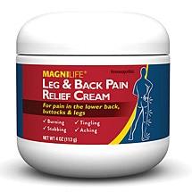 Leg & Back Pain Relief Cream