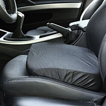 Car Boost Cushion (Black Poly)