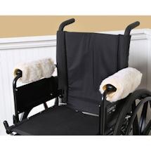 Sherpa Wheelchair Covers (set of two)