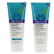 Derma e® Dandruff and Scalp Relief Hair Care Kit