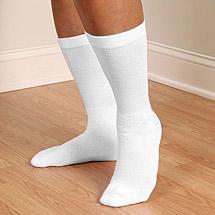 Support Plus™ Diabetic Crew Socks