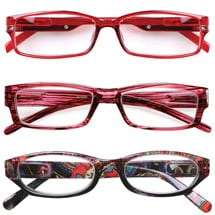 Readers Variety Pack 3.0 Red