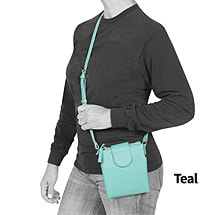 RFID Blocking Crossbody Bag