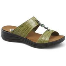 Dr. Comfort® Sharon Slide-On Sandals