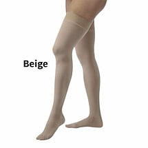 Jobst® Opaque Thigh Highs in Very Firm Compression 30-40 mmHg