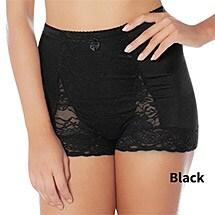 Rhonda Shear® Lace Tap Pant