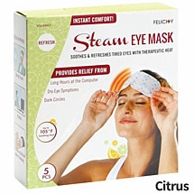 Japan Steam Eye Masks