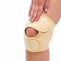 Massaging Compression Knee Wrap