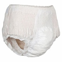 Attends® Disposable Bariatric Underwear 2X