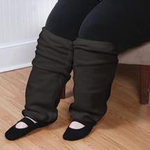Fleece Leg Warmers Queen