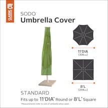 Patio Umbrella Cover- Sodo