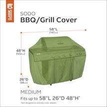 BBQ Grill Cover Medium- Sodo