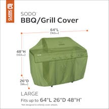 BBQ Grill Cover Large- Sodo