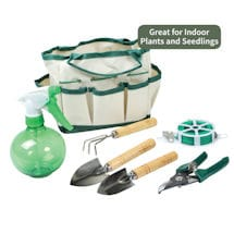 Pure Garden™ 7-Piece Garden Tool Set