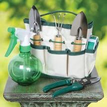 Pure Garden™ 7-Piece Garden Tool Set