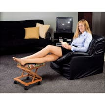 Tapestry Foot Rest