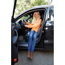 360 Degree Swivel Seat with 3 Covers