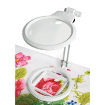 Tabletop LED Magnifier