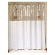 Clearview™ Shower Curtain
