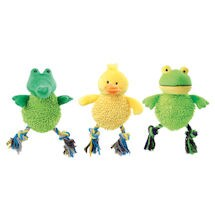 Set of 3 Dog Toys