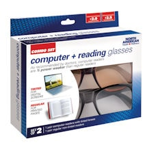 Computer and Regular Readers 2 pair pack