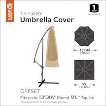 Patio Offset Umbrella Cover