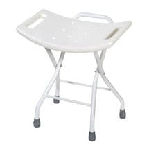 Support Plus® Folding Bath and Shower Seat with Steel Frame