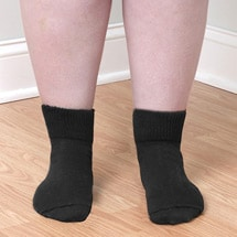 Bariatric Diabetic Ankle socks