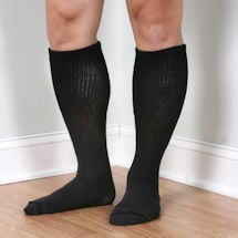 Extra Wide Diabetic Tube Socks