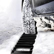 Traction Pro™ Auto Tread and Ice Scraper