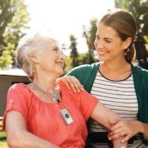 In Home Caregiver Alert