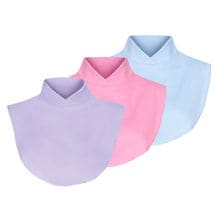 Crossover Dickeys Set of 3 (Lt. Blue, Lavender & Rose)