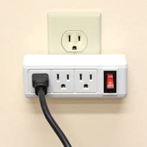 3-Plug Outlet Switch Set