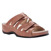 Propet® Kylie Strappy Slip On Sandals
