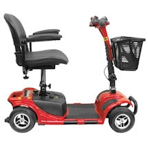 Indoor-Outdoor Comfort Scooter