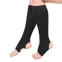 Unisex Mild Compression  Knee High Gel Support Stockings