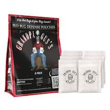Grandpa Gus Bed Bug Repellent 8-Pack