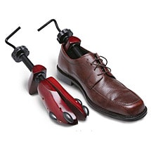 Cedar Shoe Stretchers to Improve Foot Fit in Men's and Women's Shoes (1 pr.)