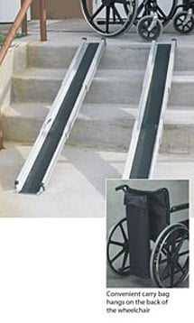 Telescoping Wheelchair Ramps